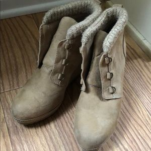 BKE Sole ankle boots